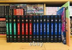JOJOS BIZARRE ADVENTURE MENON x GUCCI ROHAN LOUVRE Manga Collection Set