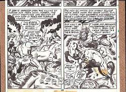 Jack Kirby Bronze Age 1976