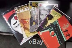 Jesse James Comics Exclusive Pack Comic Books Trades 70 Variants $716 Retail