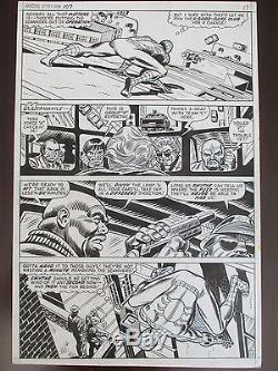John Romita Sr Original Art Amazing Spider-Man #107 (1972) Page 13