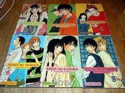 KIMI NI TODOKE From Me To You 24 Viz MANGA BOOKS (2,3, 5 thru 26) Shiina