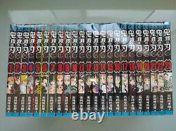 Kimetsu no Yaiba Demon Slayer Volume 1-23 Full Set Japanese Manga Comics