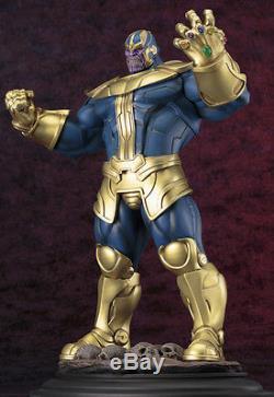 KotoBukiya Marvel Universe Thanos Fine Art Statue Figure NEW IN STOCK USA