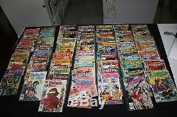 Large, over 500 Marvel & other comic book lot, several #1 issues