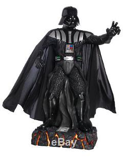 Life Size Star Wars Darth Vader foam resin limited edition statue prop replica