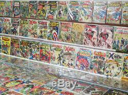 MAJOR Marvel Vintage Silver Bronze Comic Collection LOT KEYS Avengers 1 57 DD 1