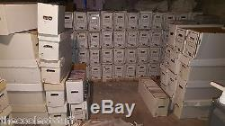 MASSIVE 130+ Comic Book Long Box Lot Collection STORE CLOSEOUT Marvel DC ETC