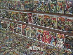 MEGA KEY Marvel Silver & Bronze Comic Collection ASM 129 GSX-Men 1 DD1FF52