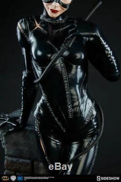MICHELLE PFEIFFER Sideshow CATWOMAN Premium STATUE Figure Batman ReturnsMIB