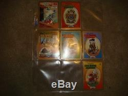 MINT Carl Barks Library UNCLE SCROOGE ADVENTURES Full Set withCards + MICH MORE