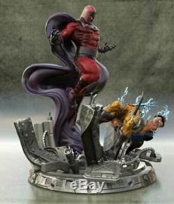 Magneto Wolverine Statue Sculpture Art Nt XM Sideshow Prime 1 Marvel X-Men