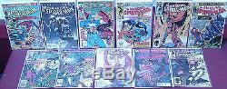 Marvel Big Huge Amazing Spider-Man 446 Comic Lot 101 700 104 109 110 112 130