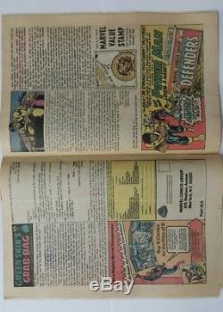 Marvel Comics Incredible Hulk Wolverine #181 vol 1st Edition 1974 Rare Excellent