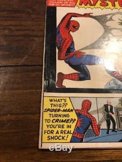 Marvel Comics The Amazing Spiderman #13 First App Of Mysterio Movie Soon 1964