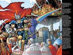 Marvel Comics Thunder God Thor Lord Of Asgard Helmet Replica Rare Limited Ed