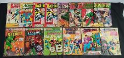 Marvel DC Silver Age Lot- Fantastic Four #52 X-men #14 Amazing Spiderman #16