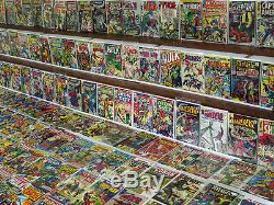 Marvel High Grade Silver Bronze Age Comic Collection X-Men 1 Hulk 181 IronMan55