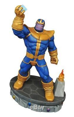 Marvel Premier Collection Thanos Statue Diamond Select New Infinity War Movie