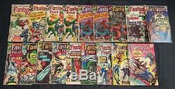 Marvel Silver Age Lot- Fantastic Four #45 #48 X-men #3 #8 Amazing Spider-man #31