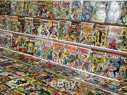 Marvel Silver Bronze Comic Collection LOADED Hulk 181 Iron man 1 55