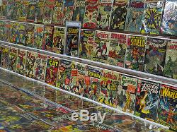 Marvel Silver Bronze Comic Collection LOADED Mid Grade GSXMen1 Avengers 4