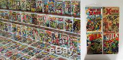 Marvel Silver & Bronze Comic Collection X-Men 1 94 GSX-Men 1 Hulk 180 181