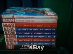 Marvel Spider-Man Omnibus and oversized hardcover collection used