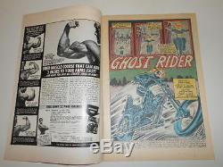 Marvel Spotlight #5 Vg / Fn (1st Appearance Ghost Rider) Marvel Comic Book