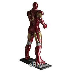 Marvel The Avengers IRON MAN Life-Size Collectible Statue NEW