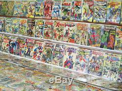 Marvel Vintage Silver Bronze Comic Collection LOT X-Men 1 94 JIM 83 Cap 100