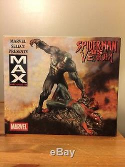 Marvel Zombie Venom Vs Spiderman 00316/2500! Sideshow XM 316 Kotobukiya Hot Toys
