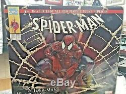 Master Replicas 1st Marvel Spider-Man Comic Book Scene Replica Statue 1256/2500