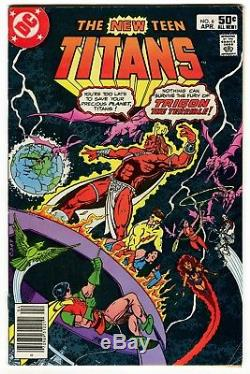 Mega Rare Error Comic, DC Teen Titans #6, Marvel Two-In-One #74 Inside CGC 7.5