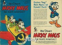 Micky Maus 1951/ 1 (Z1-2), Ehapa