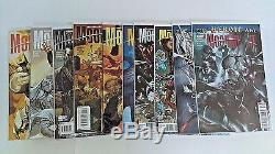 Moon Knight Complete Collections Lot Huge! All Full Series OVER 200 ISSUES