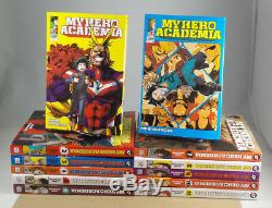 My Hero Academia Gn Vol 1 2 3 4 5 6 7 8 9 10 11 12 13 14 15 16- 20 Viz Manga Set