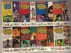 My Hero Academia Manga set Volumes 1-18 english paperback brand new