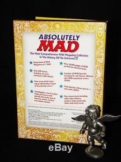 NEW GENUINE Absolutely MAD Magazine 50+ Years Collection 600+ Issues on Disc