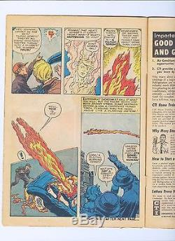 NOVEMBER 1961 THE FANTASTIC FOUR NO. 1 COMIC BOOK MARVEL COMICS