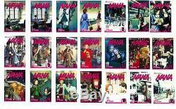 NaNa (Vol. 1 -21) English Manga Graphic Novel Set Brand NEW Shojo