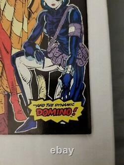 New Mutants #98 Newsstand 1st appearance of Deadpool VF