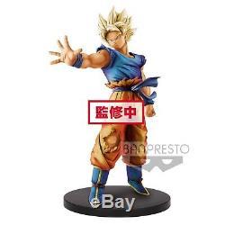 ORIGINAL Banpresto Dragonball Figur Blood of Saiyans Special Son Goku