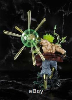ORIGINAL Tamashii Nation Dragonball Super Figur Super Saiyahin Saiyan Broly