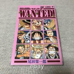 One Piece 1-100 with Memorial Sticker etc Complete Set Comics Manga Eiichiro Oda