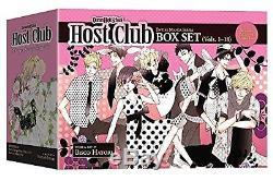 Ouran High School Host Club Box Set (Vol. 1-18)