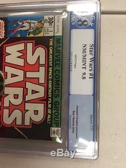 PGX Star Wars #1 / 9.8