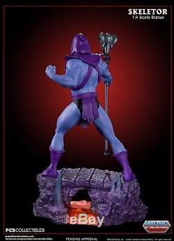 Pop Culture Shock PCS Masters Of The Universe Skeletor 14 Statue New Sealed