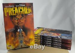 Preacher Tp Book 1 2 3 4 5 6 The Complete Series DC Vertigo Comics Garth Ennis