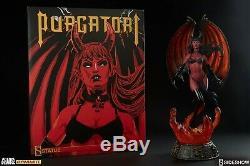 Purgatori Premium Format Statue Sideshow Near Mint Collectors Edition