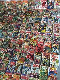 Rare Lot 319 Marvel Silver Age Comics X-men 1,4 Dd1 Avengers1,57 Iron Man Spidey